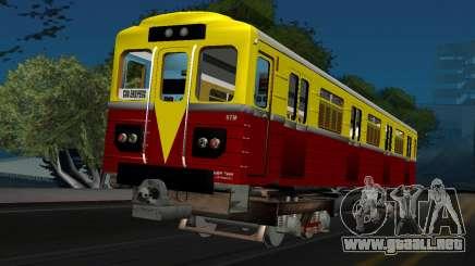 Carro tipo ECA 009 para GTA San Andreas