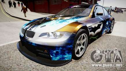 BMW M3 GT2 Ultimate Drift para GTA 4