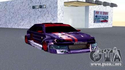 ВАЗ 2114 GTR DEPORTIVO SLS para GTA San Andreas