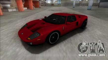 2005 Ford GT para GTA San Andreas