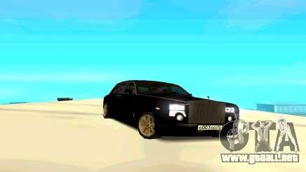 Rolls-Royce para GTA San Andreas