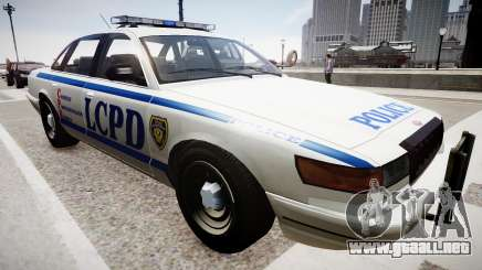 Police Cruiser [ELS] para GTA 4