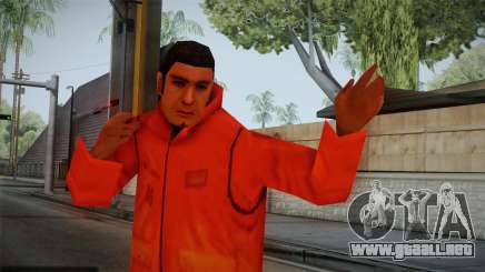 PES2016 - NPC Security v1 para GTA San Andreas