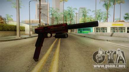 Deadshot Style AP Pistol para GTA San Andreas