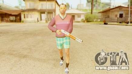 GTA 5 Trevor Fashion para GTA San Andreas