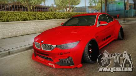 BMW M4 Liberty Walk para GTA San Andreas