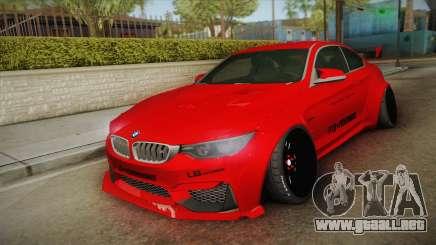 BMW M4 Liberty Walk para GTA San Andreas