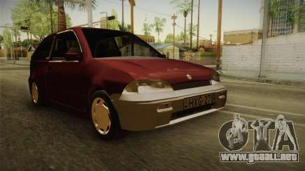 Suzuki Swift 1.3 para GTA San Andreas