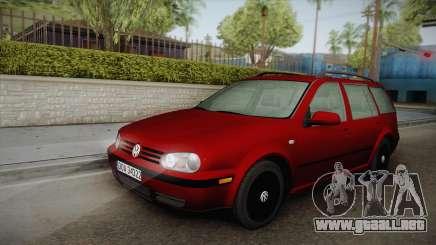 Volkswagen Golf 4 Variant 1.8 T para GTA San Andreas