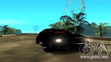Ford Mustang Custom para GTA San Andreas