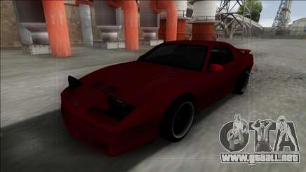 Pontiac Trans AM para GTA San Andreas