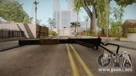 Sten Mark II Silenced para GTA San Andreas