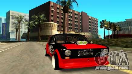 VAZ 2102 para GTA San Andreas