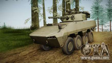 APCMV RS-1 Predator para GTA San Andreas