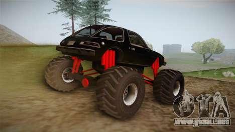AMC Pacer Monster Truck para GTA San Andreas left