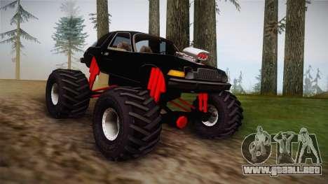 AMC Pacer Monster Truck para GTA San Andreas
