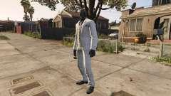 BAK Black Mask para GTA 5