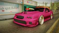 Racing Buffalo v1.0 para GTA San Andreas