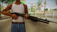 Remington 870 Army para GTA San Andreas