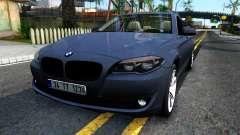 BMW 520d F10 2012 para GTA San Andreas