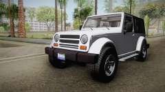 GTA 5 Canis Mesa SWB para GTA San Andreas