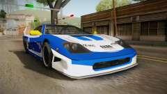 Tyrus Turismo para GTA San Andreas