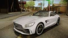 Mercedes-Benz AMG GT R 2017 para GTA San Andreas