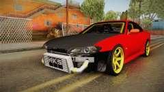 Nissan Silvia S15 Drift para GTA San Andreas
