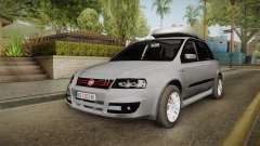 Fiat Stilo Weekend para GTA San Andreas