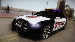 Dodge Charger SRT8 Police 2012 para GTA San Andreas