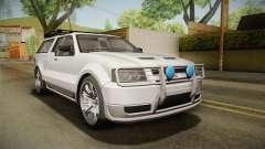 GTA 5 Vapid Contender 4 (5) para GTA San Andreas