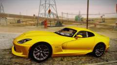 Dodge Viper SRT 2013 para GTA San Andreas