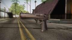 Desert Eagle 50 AE Silver para GTA San Andreas