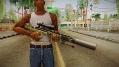 DesertTech Weapon 1 Silenced para GTA San Andreas
