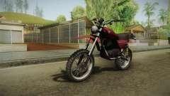 GTA 5 Dinka Enduro para GTA San Andreas