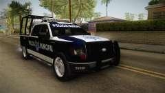 Ford F-150 Policia Municipal De Tijuana para GTA San Andreas