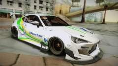 Scion FR-S Rocket Bunny PANDEM v3 RD Style PJ para GTA San Andreas