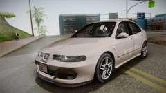 Seat Leon Cupra R de la Serie Y Tipo de 1M Sintonizable para GTA San Andreas