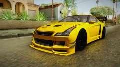 GTA 5 Annis Elegy RH8 Custom para GTA San Andreas