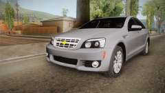 Chevrolet Caprice 2016 para GTA San Andreas