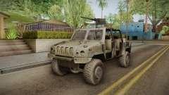 Iveco Lince Light LMV para GTA San Andreas