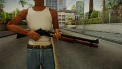 Remington 870 Wood para GTA San Andreas