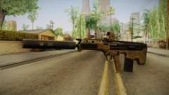 DesertTech Weapon 2 Silenced para GTA San Andreas