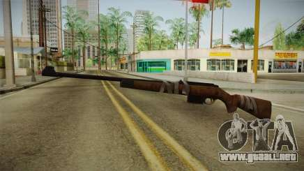 Survarium - TOZ-122 para GTA San Andreas