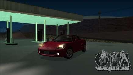 2004 Toyota MR-S Mk.III para GTA San Andreas