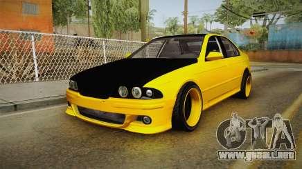 BMW M5 E39 FF4 para GTA San Andreas