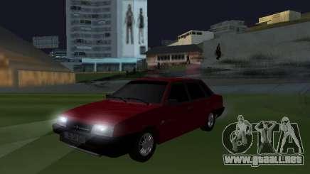 VAZ 21099 Armenian para GTA San Andreas