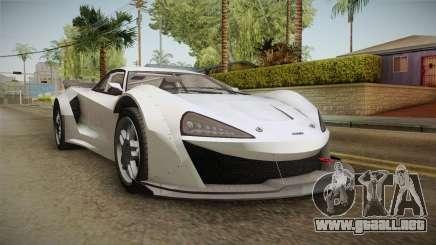 GTA 5 Progen Itali GTB Custom IVF para GTA San Andreas