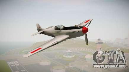 Rustler Indonesian Air Force v2 para GTA San Andreas