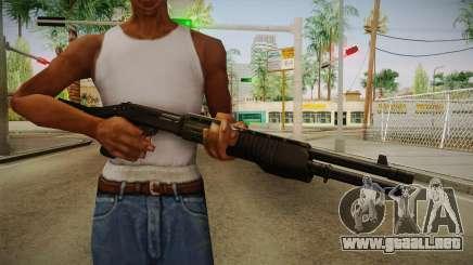 Remington 870 Army para GTA San Andreas